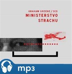 Obálka titulu Ministerstvo strachu