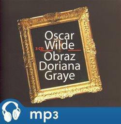 Obálka titulu Obraz Doriana Graye