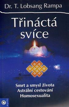 Obálka titulu Třináctá svíce