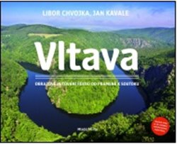 Obálka titulu Vltava + CD