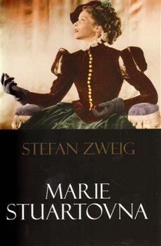 Obálka titulu Marie Stuartovna