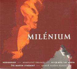 Obálka titulu Milénium-komplet
