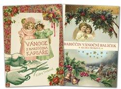 Obálka titulu Vánoce z babiččina kapsáře + Babiččin vánoční balíček