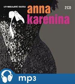 Obálka titulu Anna Karenina