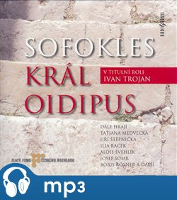 Obálka titulu Král Oidipus