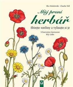Obálka titulu Můj první herbář