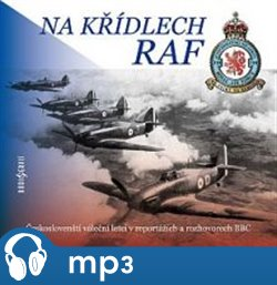 Obálka titulu Na křídlech RAF