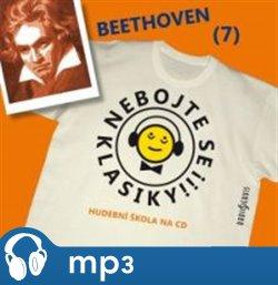 Obálka titulu Nebojte se klasiky! - Ludwig van Beethoven