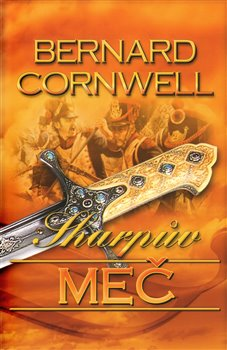 Obálka titulu Sharpův meč