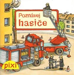 Obálka titulu Poznávej hasiče