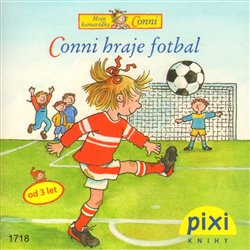 Obálka titulu Conni hraje fotbal
