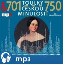 Obálka titulu Toulky českou minulostí 701-750