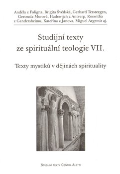 Obálka titulu Studijní texty ze spirituální teologie VII.
