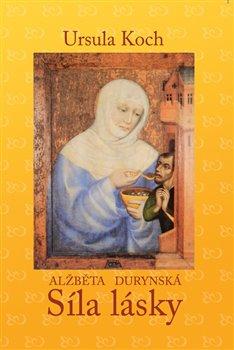 Obálka titulu Alžběta Durynská