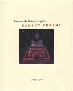 Obálka titulu Kameny chrámu