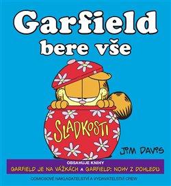 Obálka titulu Garfield bere vše