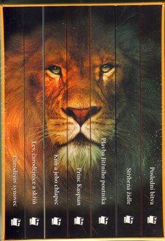 Obálka titulu Letopisy Narnie 1-7.díl Komplet krabice