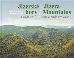 Obálka titulu Jizerské hory z nadhledu