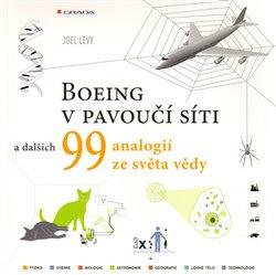 Obálka titulu Boeing v pavoučí síti