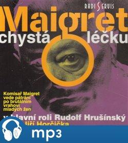 Obálka titulu Maigret chystá léčku