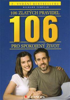 Obálka titulu 106 zlatých pravidel pro spokojený život