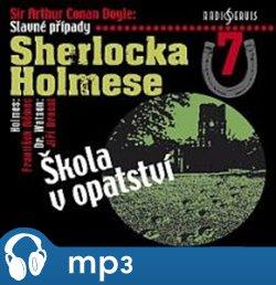 Obálka titulu Slavné případy Sherlocka Holmese 7