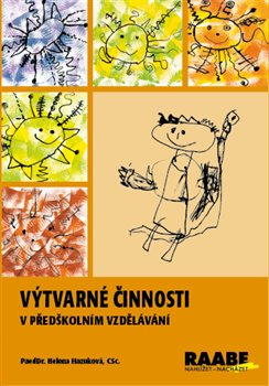 Obálka titulu Výtvarné činnosti v předškolním vzdělávání