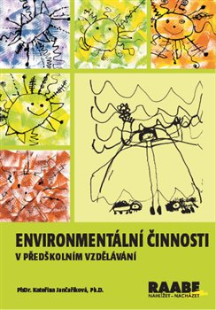 Obálka titulu Enviromentální činnosti v předškolním vzdělávání