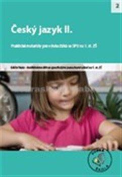 Obálka titulu Český jazyk II. - SPU