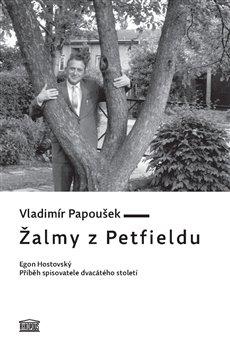 Obálka titulu Žalmy z Petfieldu