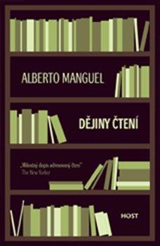 Obálka titulu Dějiny čtení