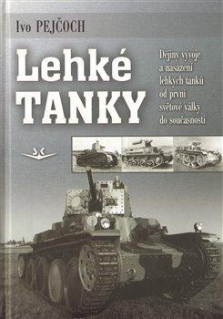 Obálka titulu Lehké tanky