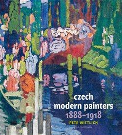 Obálka titulu Czech Modern Painters