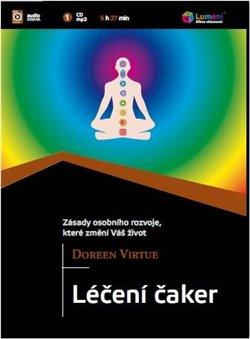 Léčení čaker. Probuďte svou vnitřní sílu a dar léčit, CD - Doreen Virtue