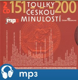 Toulky českou minulostí 151-200, mp3 - Josef Veselý