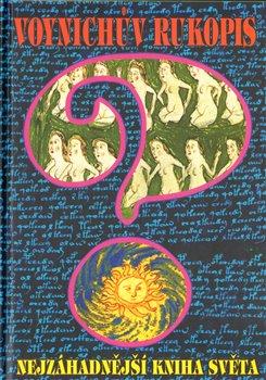 Obálka titulu Voynichův rukopis