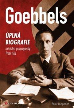Obálka titulu Goebbels
