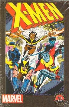 Obálka titulu Comicsové legendy: X-Men