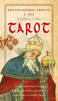 Obálka titulu Encyklopedie tarotu 1. díl