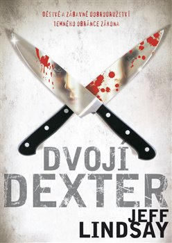 Obálka titulu Dvojí Dexter