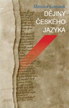 Obálka titulu Dějiny českého jazyka
