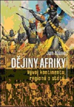 Obálka titulu Dějiny Afriky