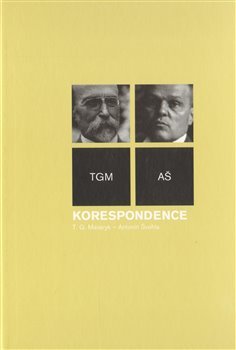 Obálka titulu Korespondence T. G. Masaryk -  Antonín Švehla