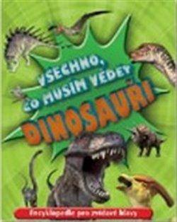 Obálka titulu Dinosauři