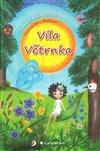 Obálka knihy Víla Větrnka