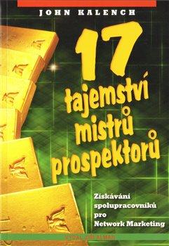Obálka titulu 17 tajemství mistrů prospektorů