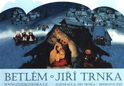 Obálka titulu Betlém + Vánoční koledy s notami