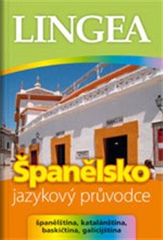 Obálka titulu Španělsko