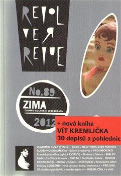 Obálka titulu Revolver Revue 89