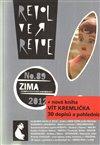 Obálka knihy Revolver Revue 89